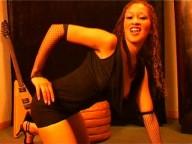 Vidéo porno mobile : Alycia Lopez en webcam